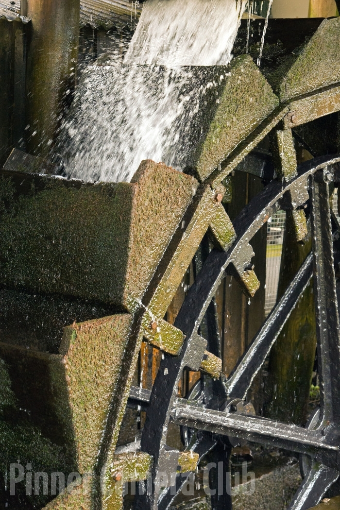 10. WATER POWER AT FINCH'S FOUNDRY by Steve Cohen