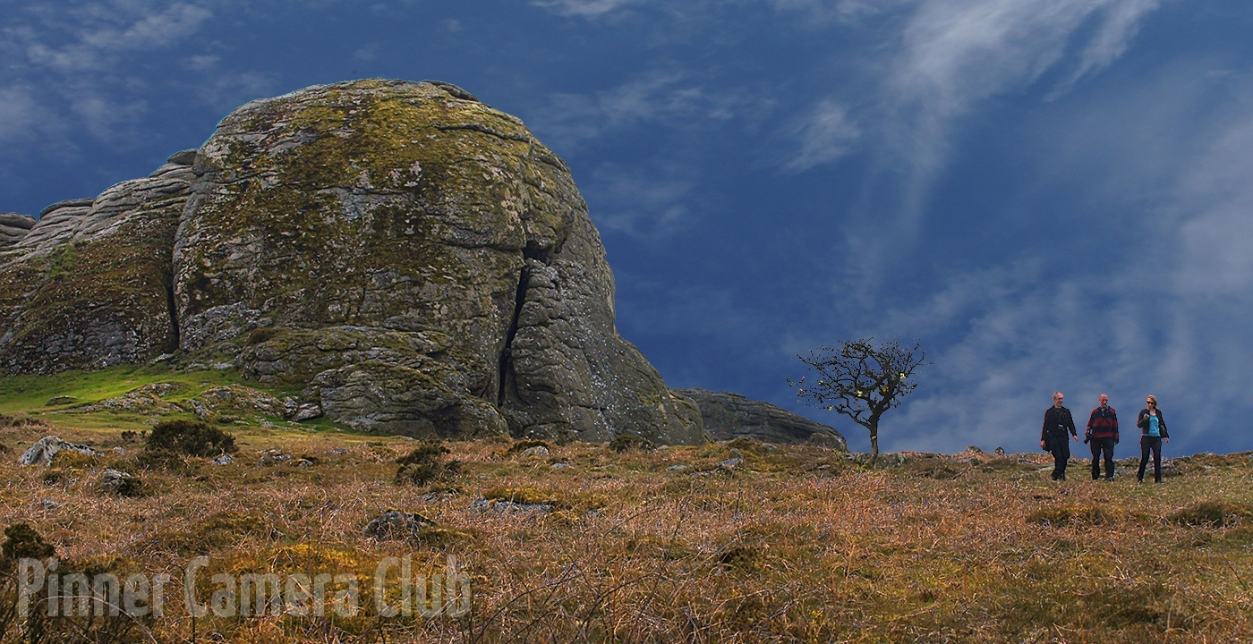 3. RETURNING FROM HAYTOR by Les Spitz
