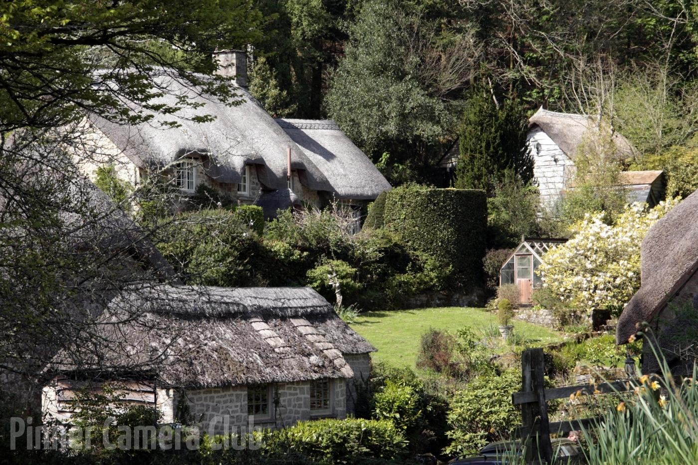 47. BONEHILL COTTAGES by Stephen Myers