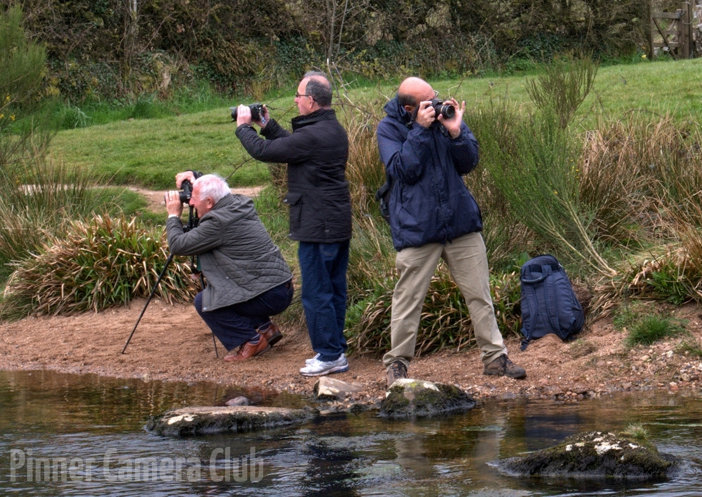 9. PHOTOGRAPHERS by Jim Niblett