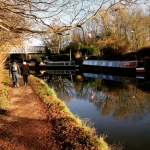 Peter Lewy - 4_ALONG THE CANAL by Peter Lewy