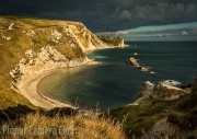 Tim Dowd - South coast view by Tim Dowd