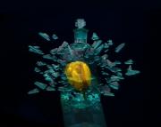 Lewis Wasserstein - Exploding Bottle by Lew Wasserstein-3