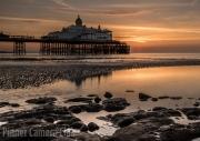 Tim Dowd - Eastbourne Dawn by Tim Dowd