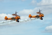 Wingwalkers by Colin Robinson