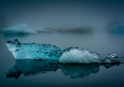 Ice On The Water by Tim Dowd