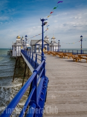The Pier by Colin Robinson