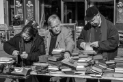The Book Stall by Colin Robinson