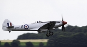 Spitfire Taking Off by Martin Roberts