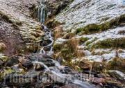 TIM DOWD - 3_WINTER WATER FALL by TIM DOWD