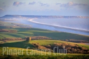 St Catherines Chapel, Fleet and Chesil Beach