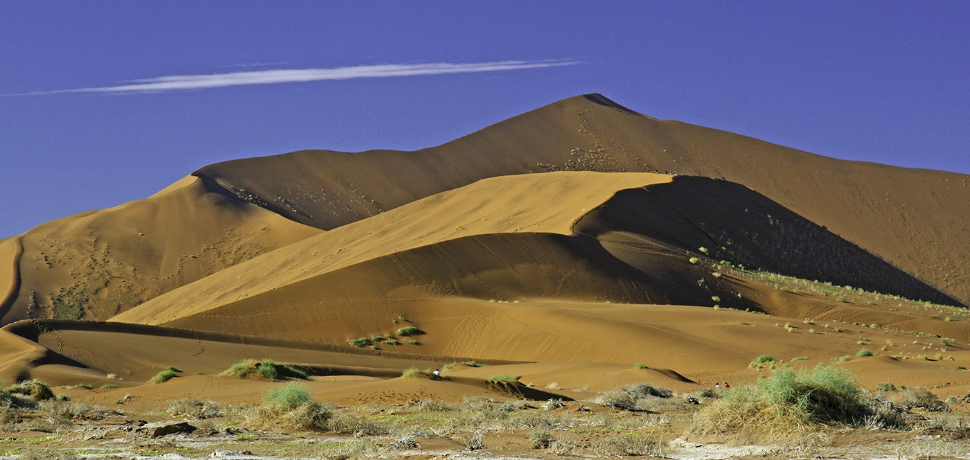 Sanddunes-Namibia