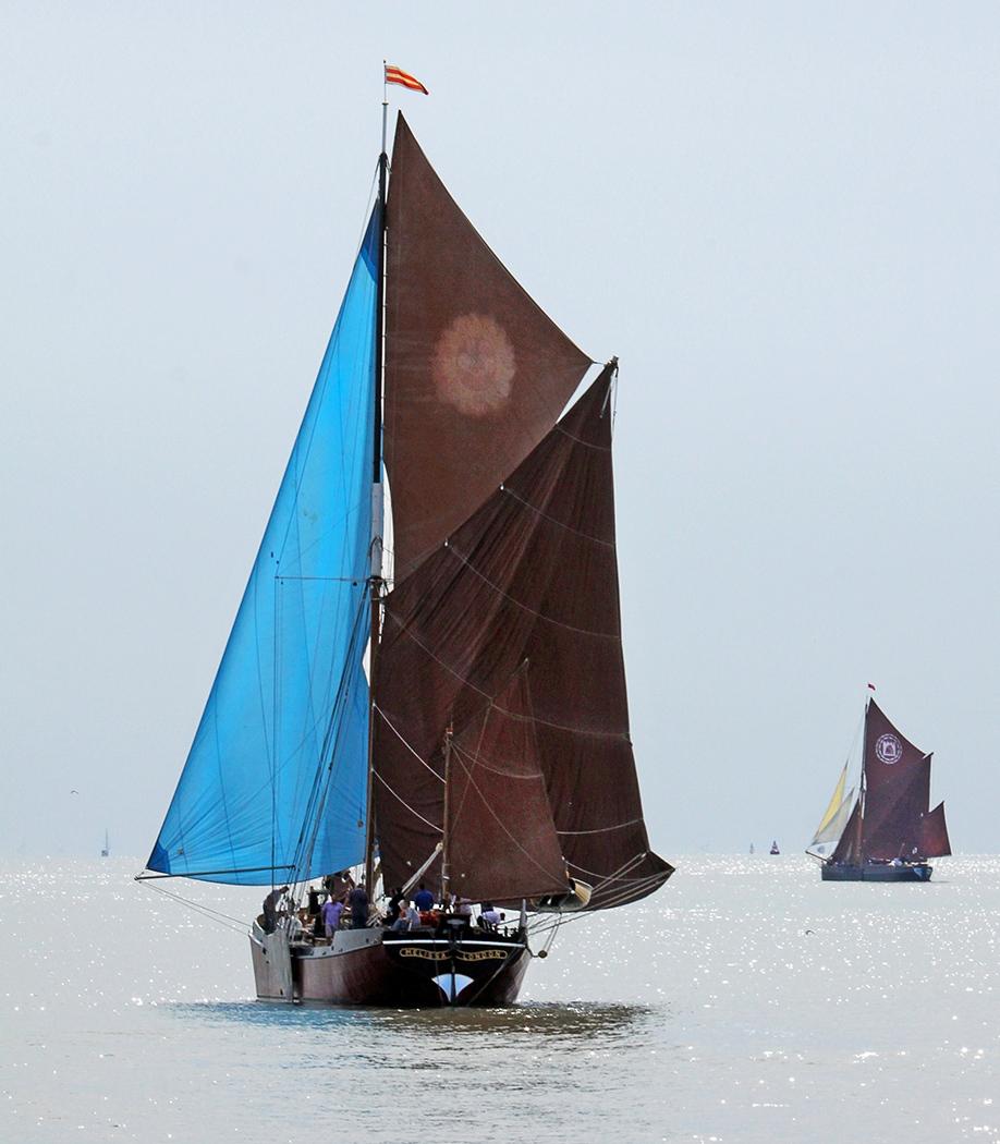 Thames-Barges