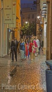 Barry Kester - Rainy Street Seville small