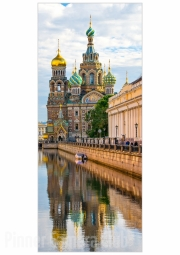 Spilled Blood Reflections by Colin Sharp