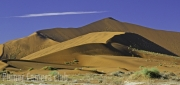 Sanddunes - Namibia by Michael Lurie