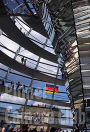Veronica Hill - 3_DOME OF THE REICHSTAG by Veronica Hill