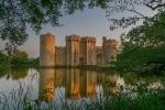 04 Bodium Castle In Evening Light