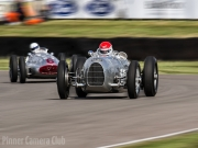1964 AUTO UNION TYPE A AT SPEED