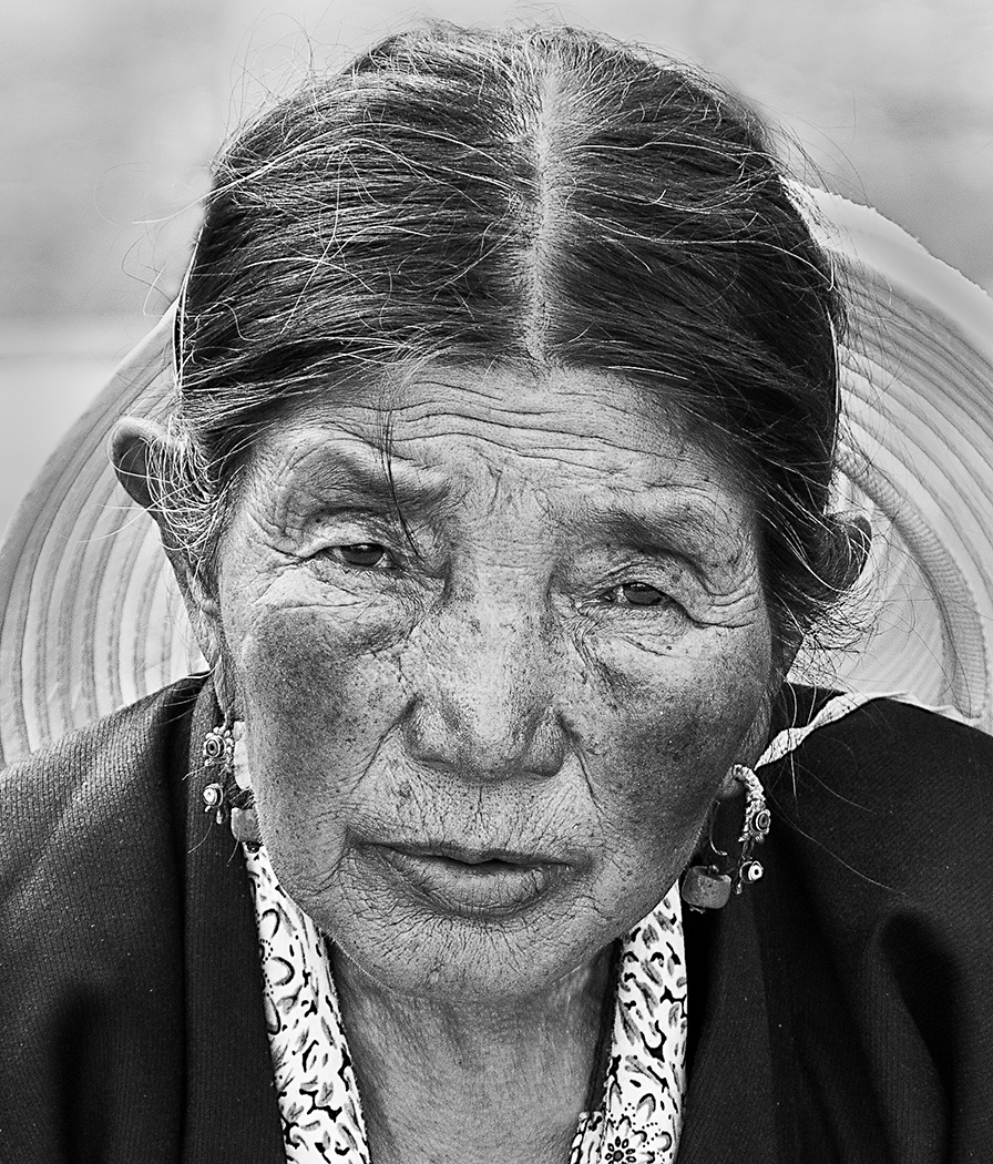 Korean-Old-Lady-
