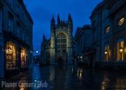 BATH IN THE RAIN by Leonard Capper