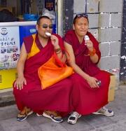 TIBETAN-MONKS-by-Veronica-Hill